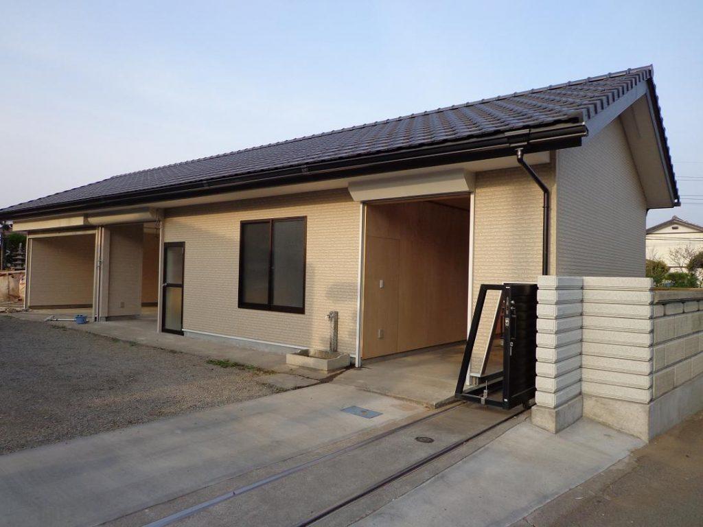 HR004 倉庫減築+エクステリア工事【K様邸】 01