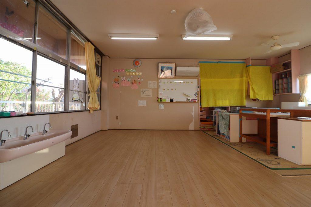 SR012 保育園床暖房工事【あづま保育園 様】 01