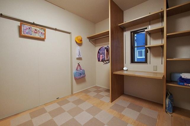 HR025 子供部屋リノベーション【O様邸】 02