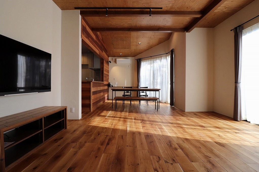 HN003 フルオーダー新築住宅【K様邸】 02