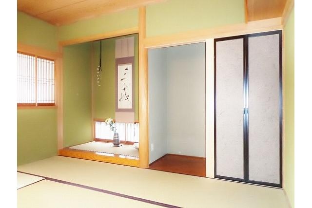 HR017 和室リノベーション【S様邸】 01