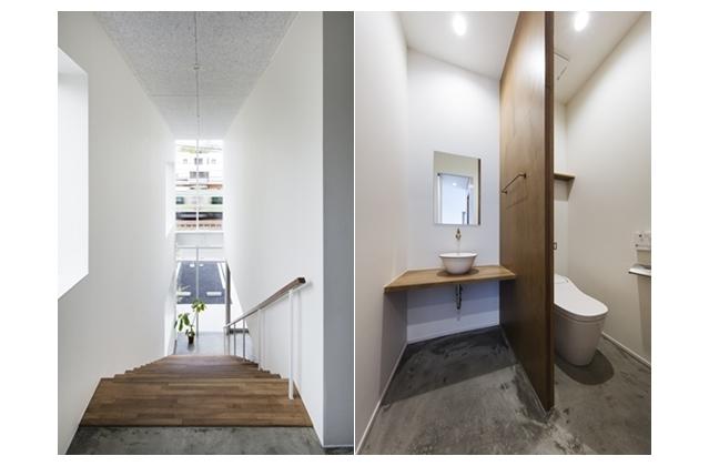 階段・トイレ