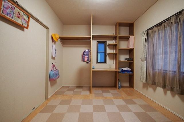 HR025 子供部屋リノベーション【O様邸】 01