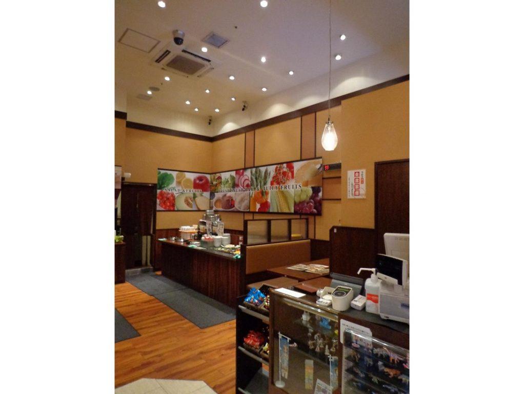SR002 店舗改装工事【ステーキけん 様】 04